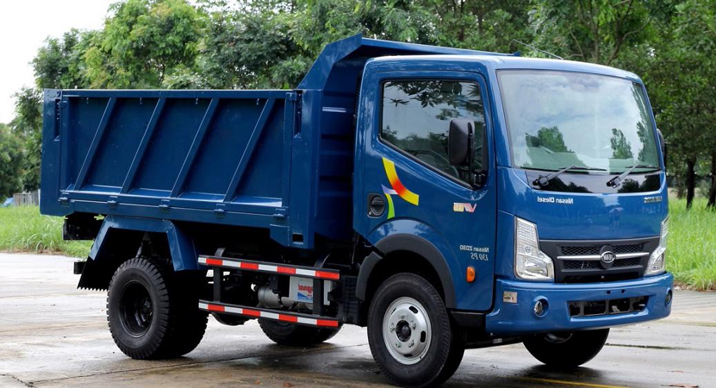 Giảm giá bán xe Ben veam 6T5, xe Ben Veam 6T5 6.5 tấn VB650 giao ngay