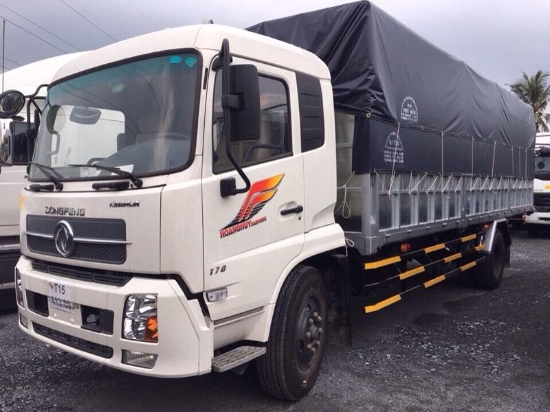 Giá bán xe tải Dongfeng 9T5/ 9 tấn 5 B170 Hoàng Huy vay 80%