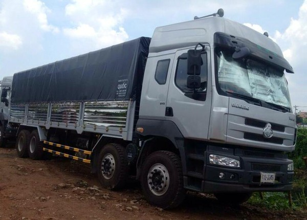 Xe tải Chenglong 17,9 tấn - Xe tải Chenglong 4 chân 17,9t máy 310HP
